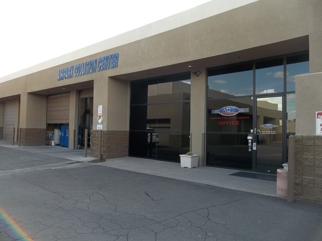 Choose a Quality Body Shop in Scottsdale