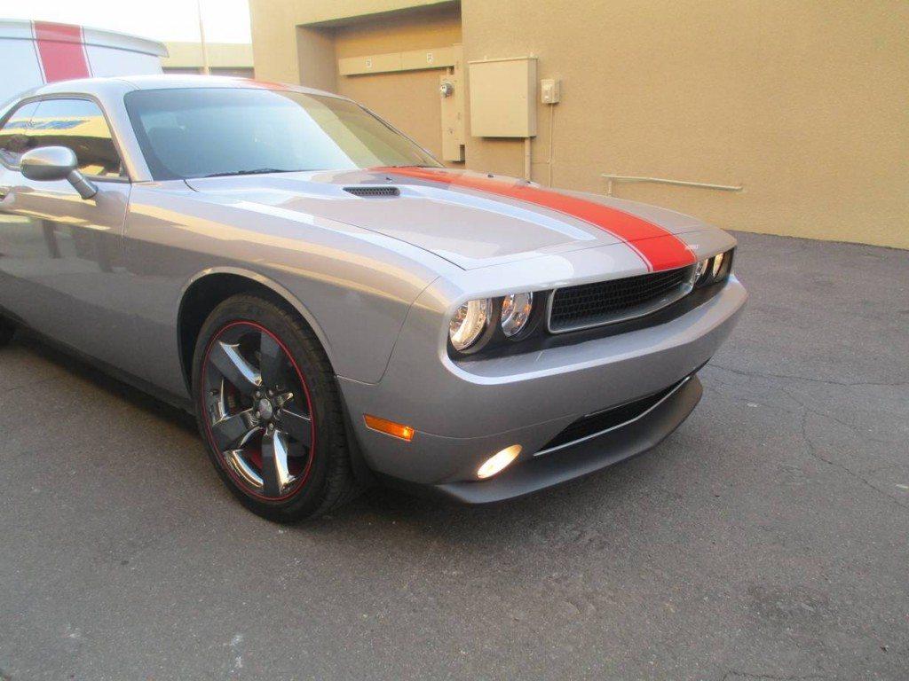 Dodge Challenger After