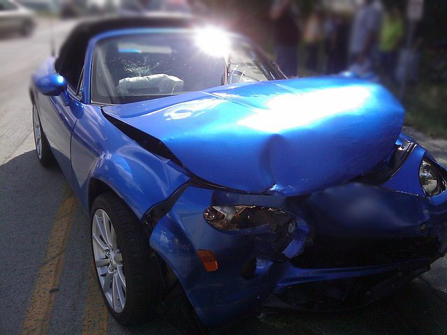 Involved in a Collision? What's Next?