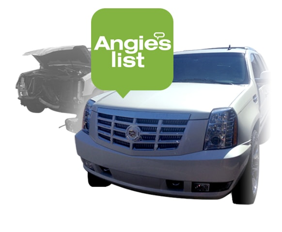 Body Shop Super Service Award Angie's List
