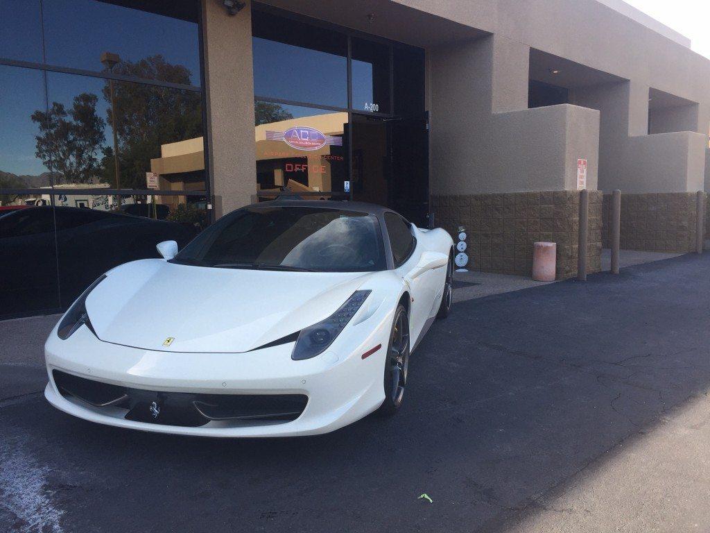 Auto Body Repair for Barrett-Jackson Scottsdale