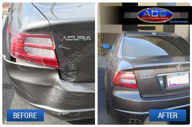 Acura North Scottsdale >> Acura Auto Body Shop & Collision Repair North Scottsdale AZ