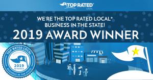 2019 Top Rated Award