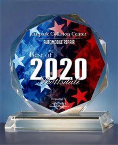 Airpark-Collision-Center-2020 Best-of-Scottsdale-Award