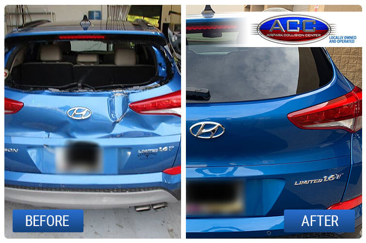 Image of Hyundai Repair - Before and After 2