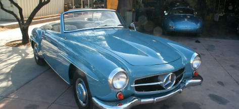 Check out the Desert Stars Mercedes-Benz Club