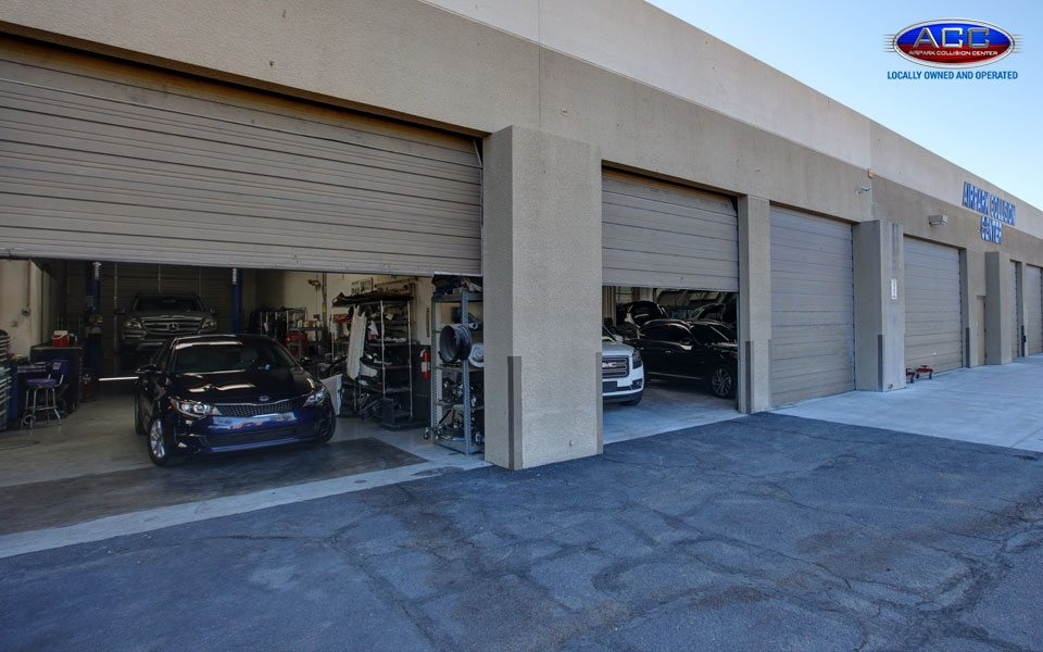 Airpark Body Shop Scottsdale Side View