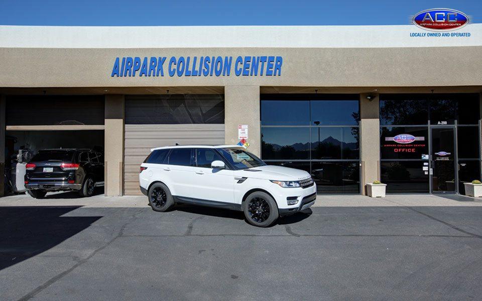 Airpark Collision Center Scottsdale Body Shop